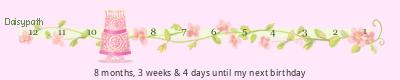 Daisypath Happy Birthday (BFY3)